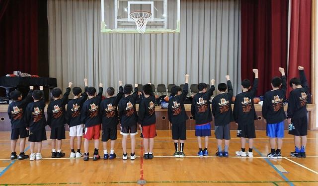 2019年度ミニバス山武選抜様