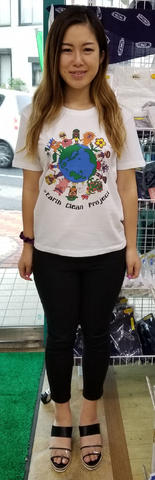 #Earth Clean Project 様